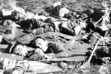 крокодилы убили японских солдат
