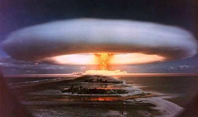 ядерный взрыв 1940 года