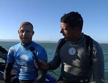 австралийский серфингист укушеный акулой