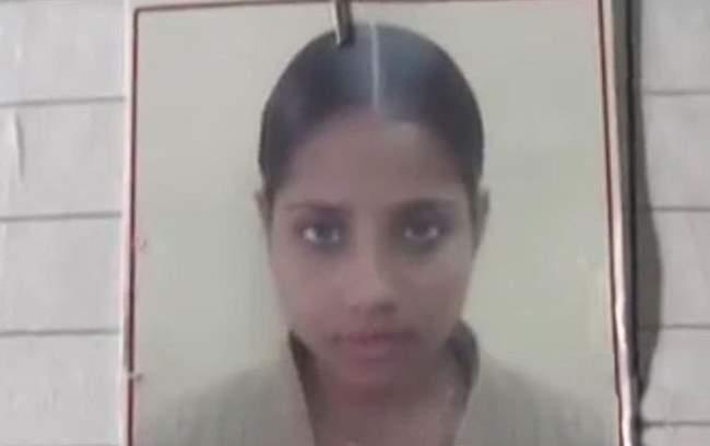 индиская девушка Сима