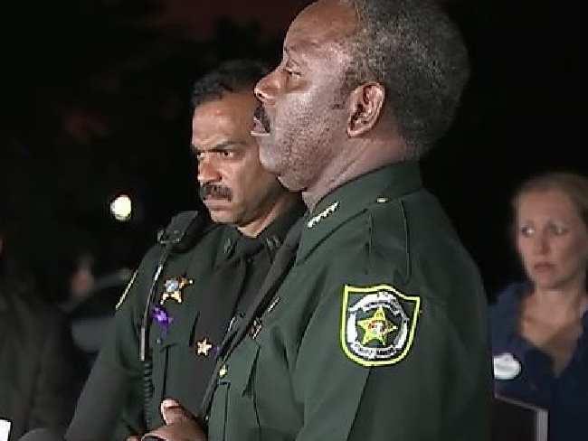 шериф и пропавший мальчик