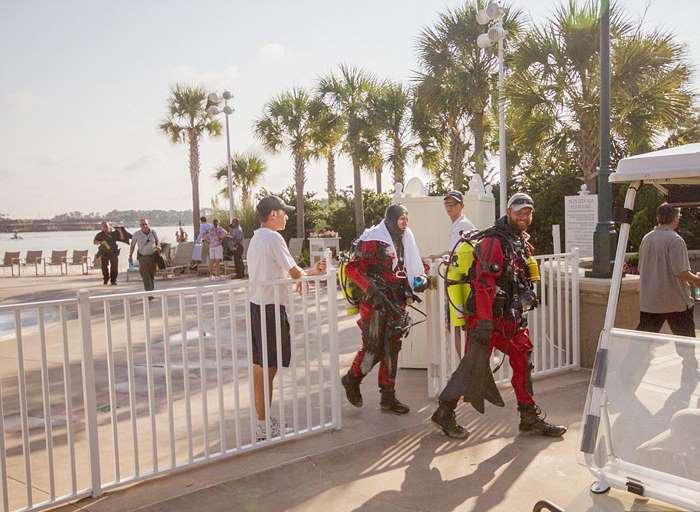 спасатели во Флориде