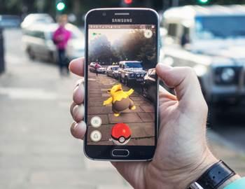 опасная игра Pokemon Go