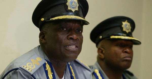 главный полицейский Зимбабве