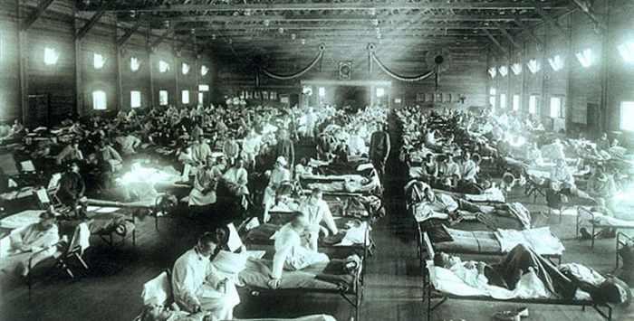 лечение испанским гриппом