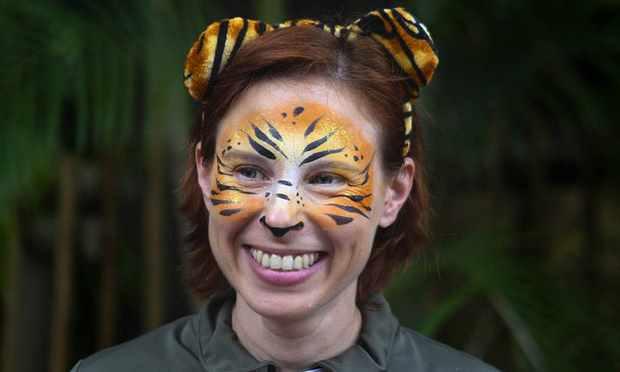 женщину убил малайский тигр