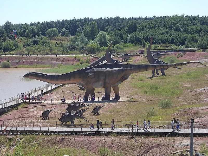самые длинные динозавры