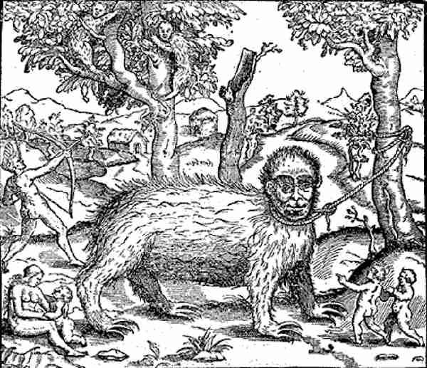 нарисованный ленивец