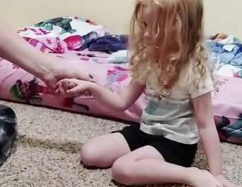 клещевой паралич у девочки