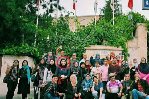 женщины из малайзии