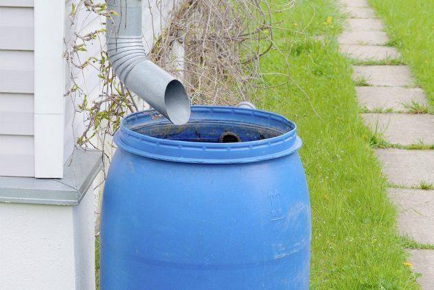 бочка со сточной водой