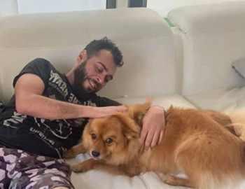 собака спасла жизнь мужчине