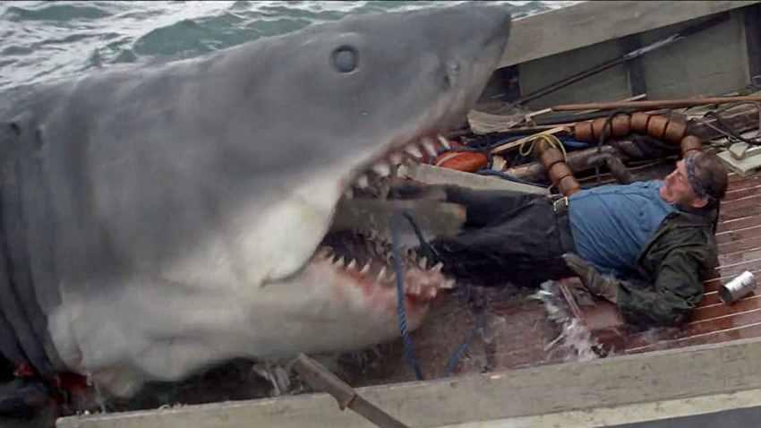 знаменитый фильм про акул