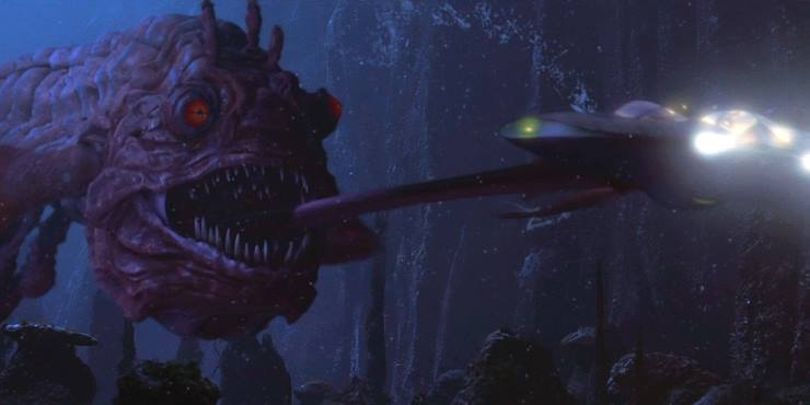 рыба из Звездных войн