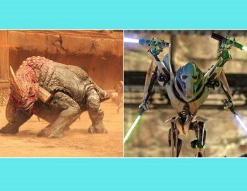 страшные животные Звездных войн