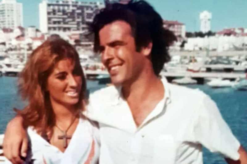 Коче с женой Соледад